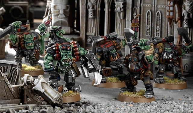 Kill Team Orkos