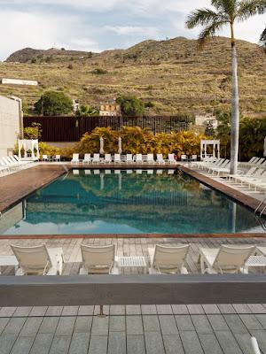 Outdoor pool, Iberostar Grand Hotel Mencey