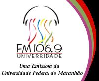 Rádio Universidade FM de São Luís do Maranhão ao vivo