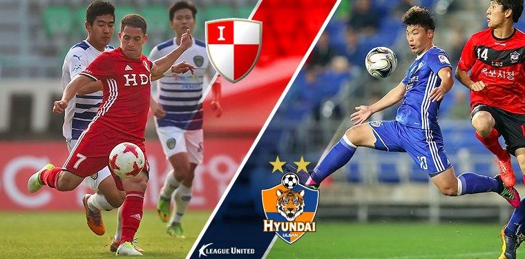 FA Cup Final 1st Leg: Busan I'Park vs Ulsan Hyundai