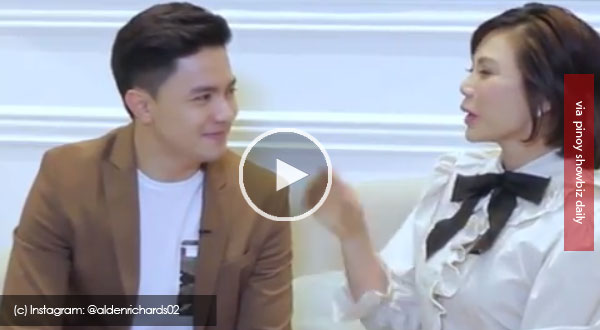 OMG! Will Alden Richards undergo botox treatment from Belo?
