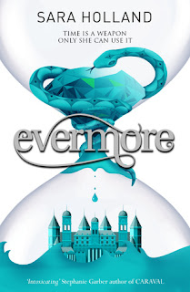 evermore - sara holland - books - everless
