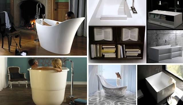 Stylish Bathtubs for your Bathroom