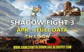 Free Download Shadow Fight 3 Mod