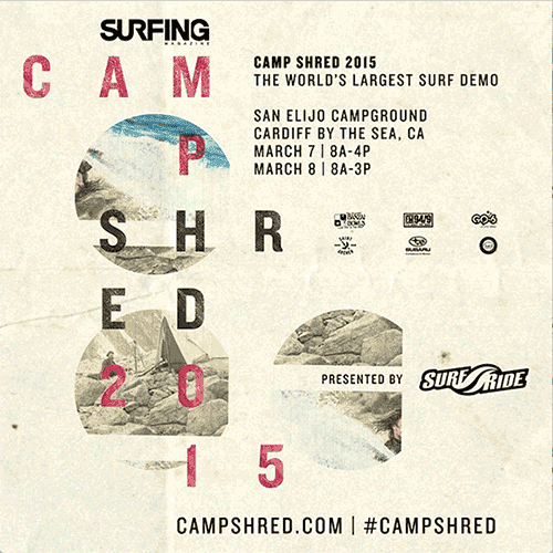 Demo Ergo at World's Larget Surf Demo: Camp Shred | PaddleAir Blog
