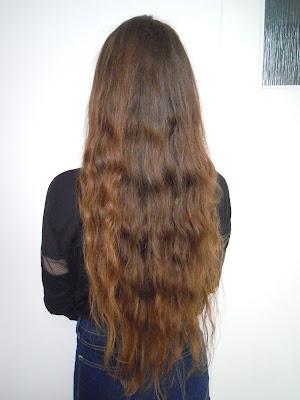 Aktualizacja włosów - marzec 2015