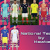 PES 2018 Nations New Kitpack WC 2018 By Hawke