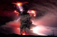 Puyehue-Cordón Caulle Volcano Eruption