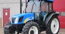 New Holland Agriculture Manual PDF: New Holland TL80A, TL90A, TL100A on