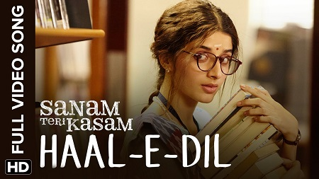 Haal-E-Dil Sanam Teri Kasam Harshvardhan Rane Latest Hindi Songs 2016 Mawra Hocane