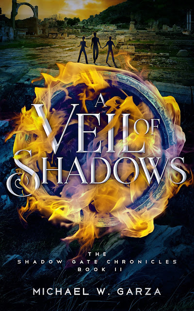 A Veil of Shadows by Michael W. Garza – Cover Reveal