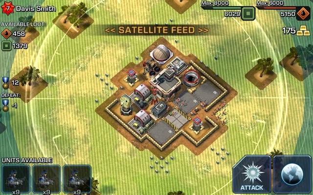 Satellite Feed