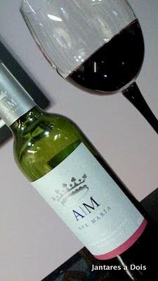 Foto vinho ave maria