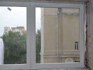 Польские окна из дерева Sokolka