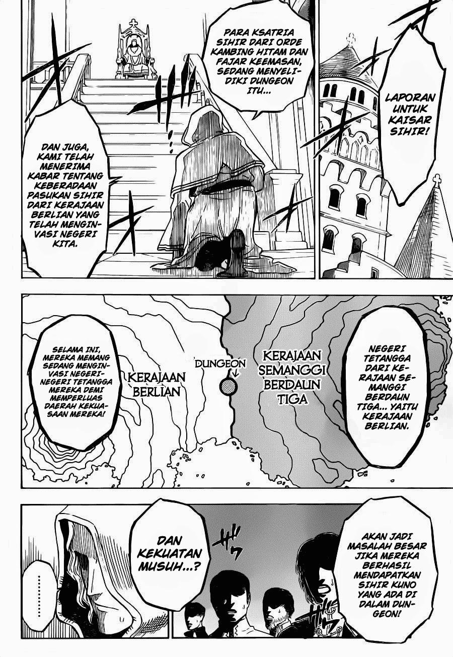 Manga Black Clover Chapter 12 Bahasa Indonesia