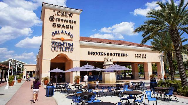 Compras na região de Orlando