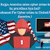 Sanyukt Rajya America mien cyber crime ke liye sja ka pravdhan kya hai? (Punishment For Cyber crime in United State America.)