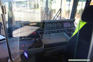 Le Train Panoramique des Dômes.