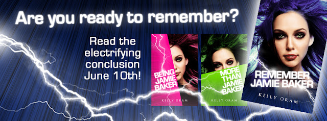 Check out the whole Jamie Baker series on Goodreads!