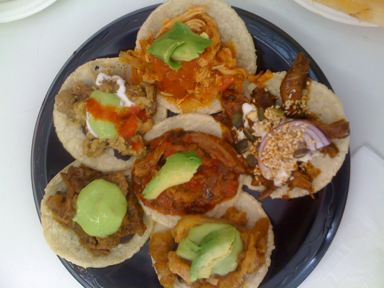 Pachucoville: Food: Guisados