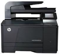 HP LaserJet Pro 200 Color MFP M276 Series Driver & Software Download