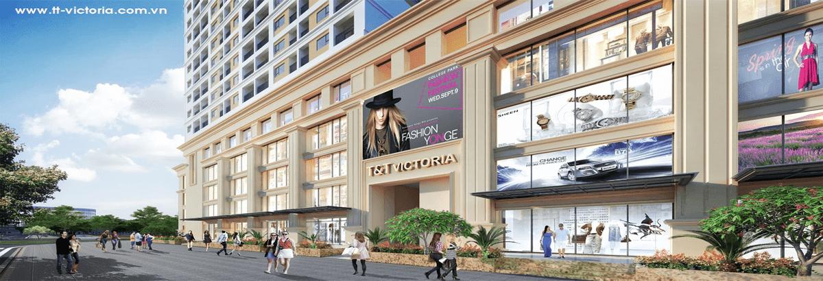 Trung tâm thương mại T&T Victoria
