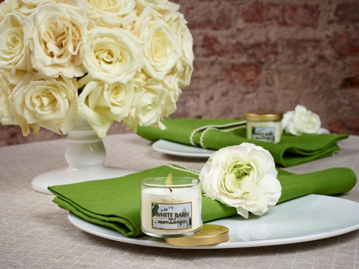 White Barn Candles Ginger Spice Kitchen