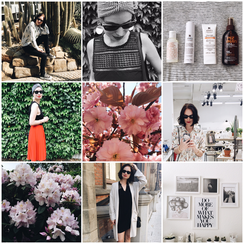 monthly recap may 2016 | monatsrückblick mai 2016 | more details on my blog http://junegold.blogspot.de | life & style diary from hamburg | #monthlyrecap #may #may2016 #spring
