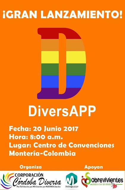 marcha gay orgullo lgbt 2017 lesbianas sexo travesti colombia  monteria moneteria