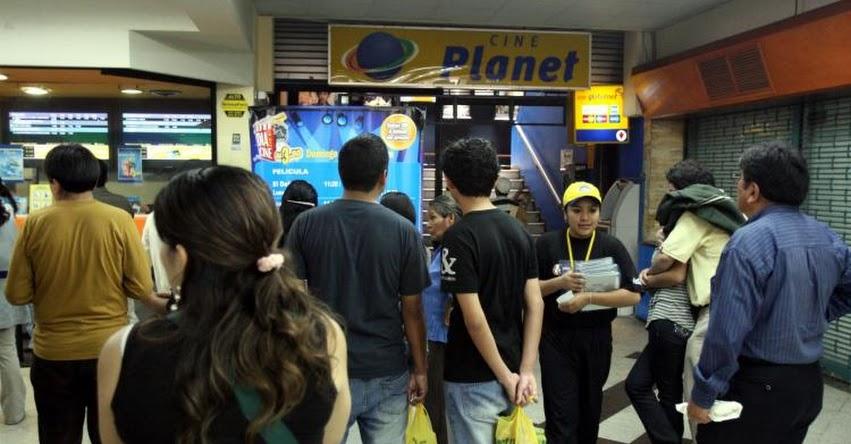 INDECOPI: Público podrá ingresar a cines con alimentos y bebidas compradas afuera - www.indecopi.gob.pe