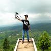 Harga Tiket dan  Keindahan Bukit Mertelu di desa sangkanayu Kabupaten Purbalingga