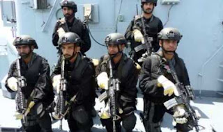 MARCOS (Marine Commandos) - Pasukan Khusus Angkatan Laut India
