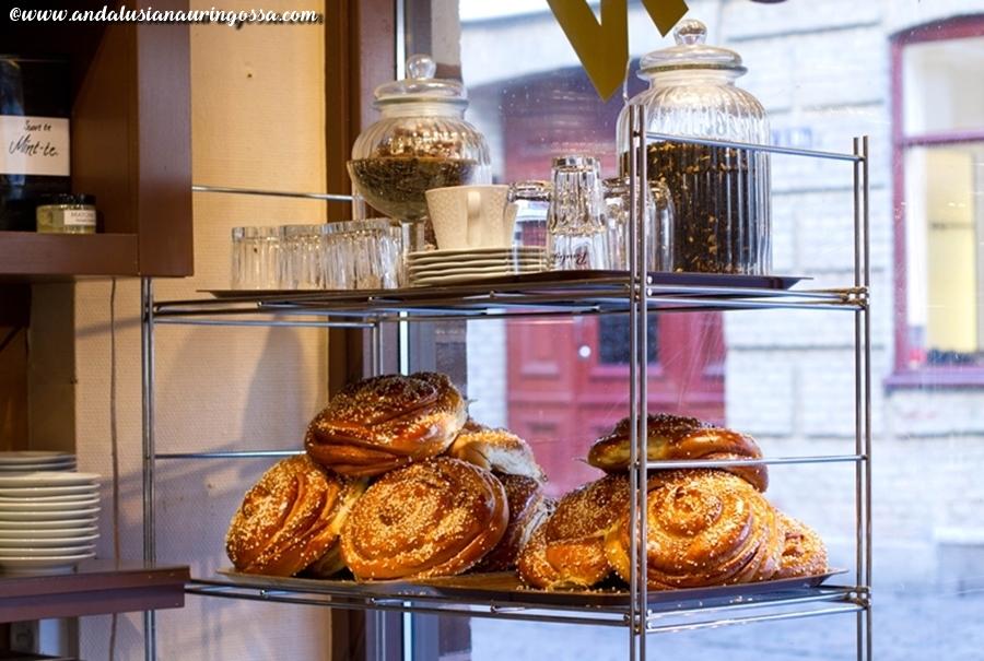 Andalusian auringossa_kulinaristin Göteborg_Cafe Husaren
