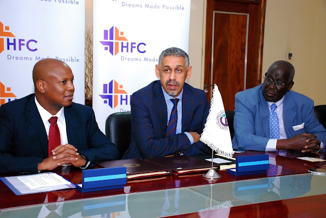HF, BADEA signs credit facility agreements