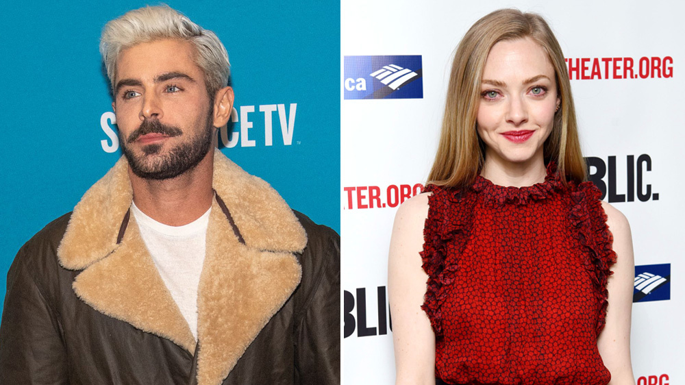 Zoinks!!! News: Amanda Seyfried and Zac Efron Join Scooby-Doo Animated Movie as Daphne and Fred