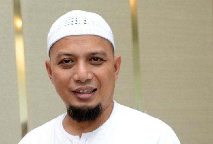 Ustadz Arifin Ilham wafat