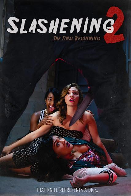 Slashening 2 poster