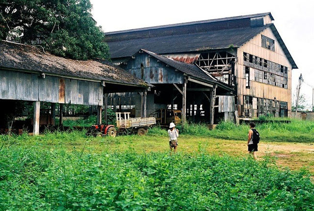 Fordlandia: A Modern Industrial Ruin in The Heart of Amazon