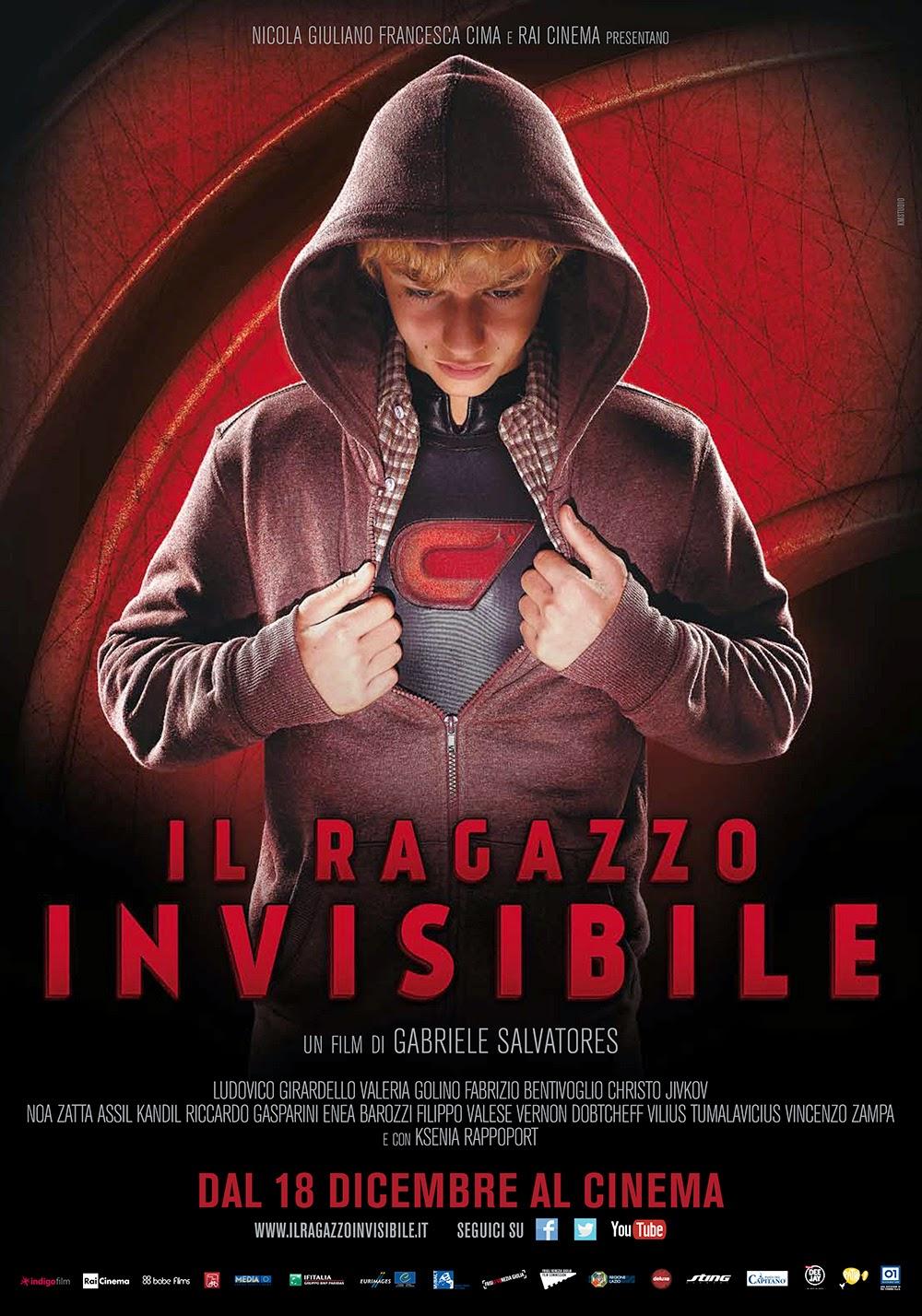 Il Ragazzo Invisibile - Seconda Generazione: nuovi