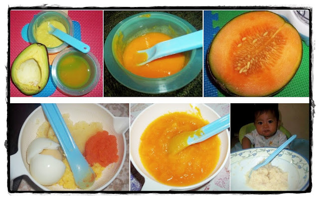 variasi resep Menu MPASI untuk bayi usia 7 bulan buah alpukat labu