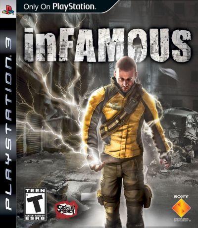 infamous%2Bps3 - Download Infamous PS3 DUPLEX