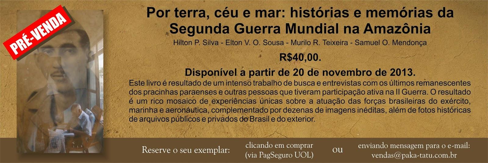 """Blog Bioantropologia na Amazônia: Lançamento do Livro """"Por"""