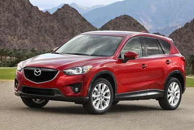 Mazda CX-5 vs. All New Nissan X-Trail