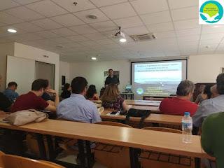 Συμμετοχή του Φορέα Διαχείρισης Καλαμά-Αχέροντα-Κέρκυρας στο 12o Πανελλήνιο Συμπόσιο Ωκεανογραφίας & Αλιείας