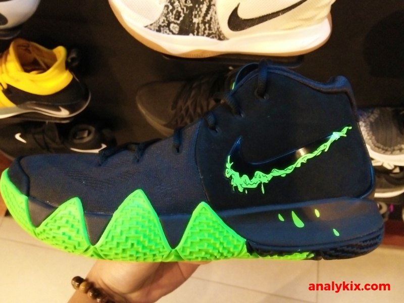 newest ce5f4 788ca Halloween themed Kyrie 4 is now available | Analykix