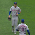 Mets RF Jeff McNeil breaks belt diving for line drive
