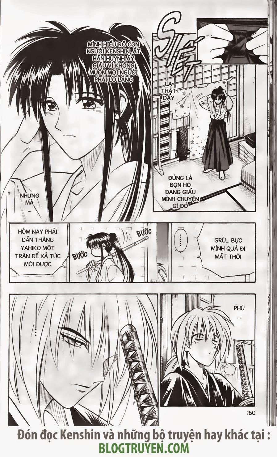 Rurouni Kenshin chap 156 trang 17