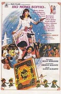 Ira Maya Putri Cinderella (1981) HDTV 720p
