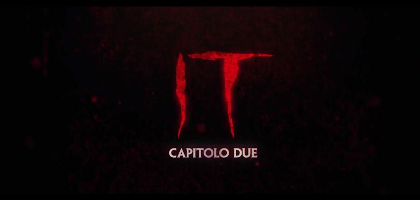 IT CAPITOLO DUE - TEASER TRAILER UFFICIALE