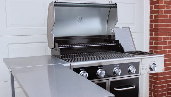 Sears grill review Kenmore appliance